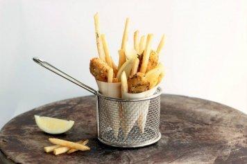 Fish & chip cones