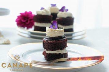 Red velvet cake beetroot crisp