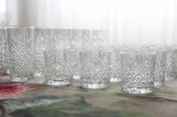 Glassware - Low Balls (6)