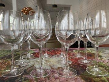Glassware - Wine 460ml (24)