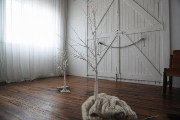 Pre-lit White Birch Tree 5ft incl. batteries